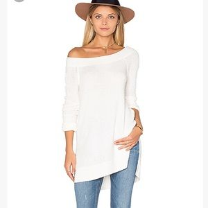 Free People Kate off the shoulder sweater
